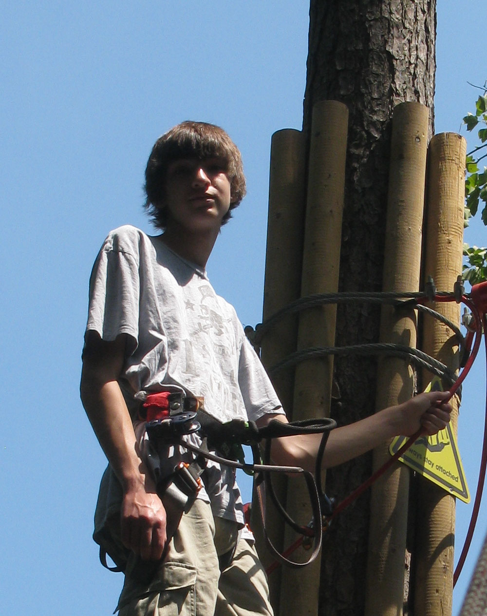 Andrew Gordon Ropes Course